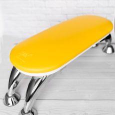 poggiabraccio giallo