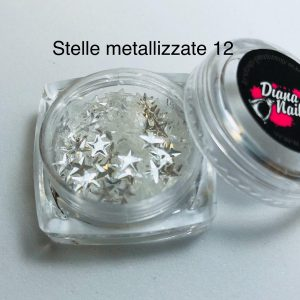 stelle metallizzate 12