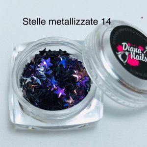 stelle metallizzate 14