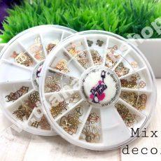 MIX DECOR (oro rosa/oro)
